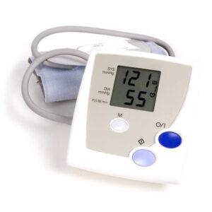 hoge bloeddruk meten