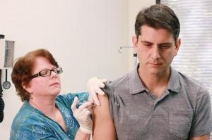 griepprik tegen griep