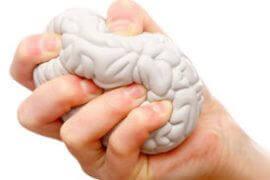 Door stress krimpt je brein