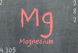 Waarom heb je magnesium nodig?