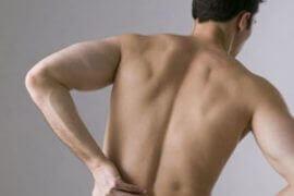 Lage rugpijn heb ik een hernia
