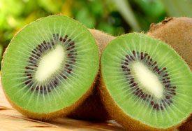 Zo gezond zijn kiwi's