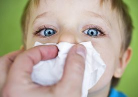Waarom hebben kinderen vaker een bloedneus?