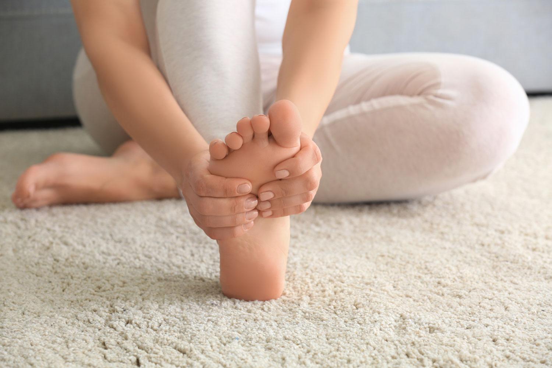 krampen in benen tijdens slapen
