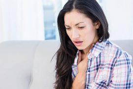 Longoedeem, wanneer je vocht achter de longen hebt