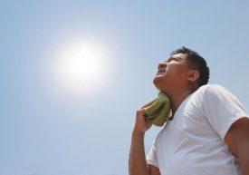 Zo herken je een zonnesteek